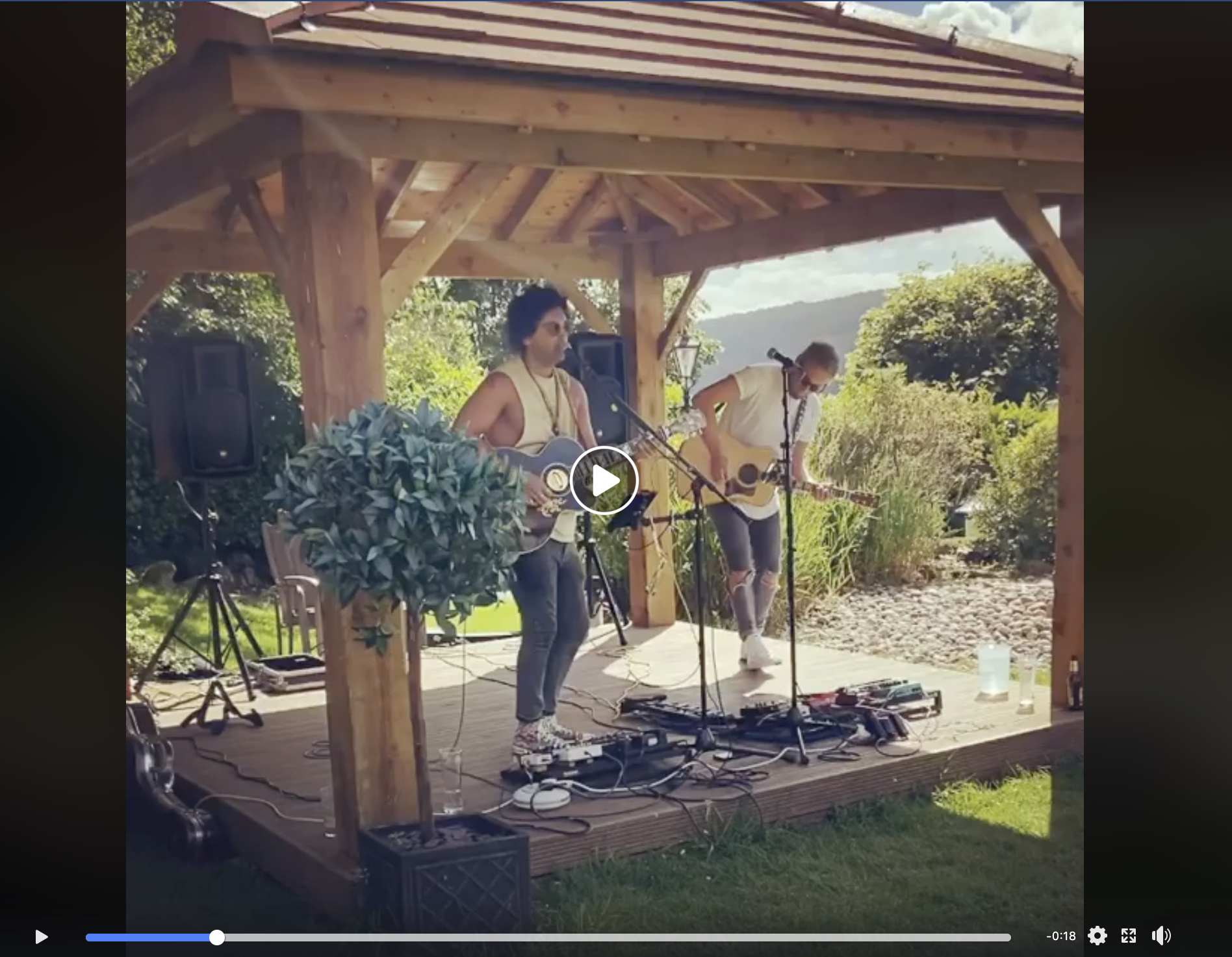 live music in Bakewell Sheffield Peak District Derbyshire